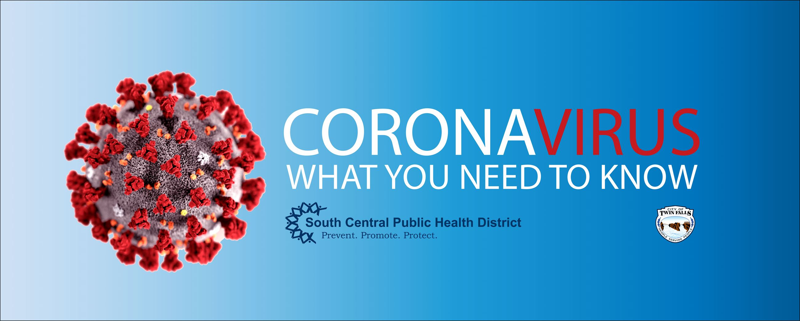 Coronavirus - What you need to know