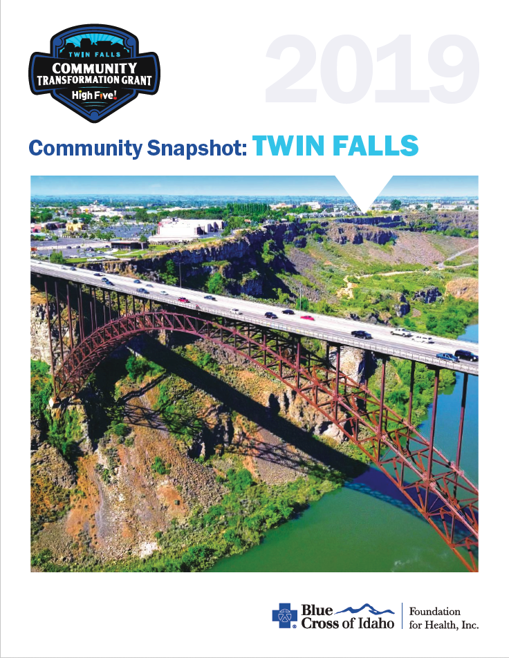 Community Snapshot of Twin Falls Opens in new window